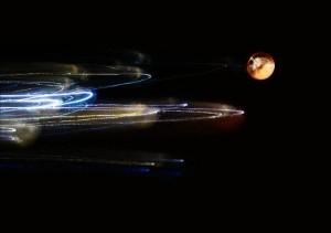 ビー玉の惑星