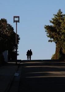 未来への坂道