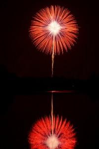 深谷市の花火