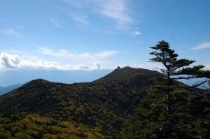 金峰山遠望