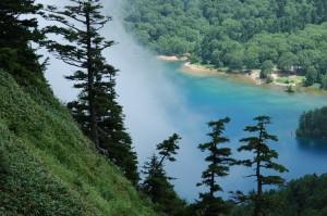 志賀山から大沼池2037
