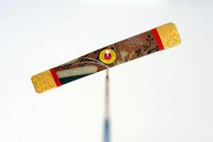 アートな竹トンボ